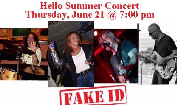 Fake ID Concert
