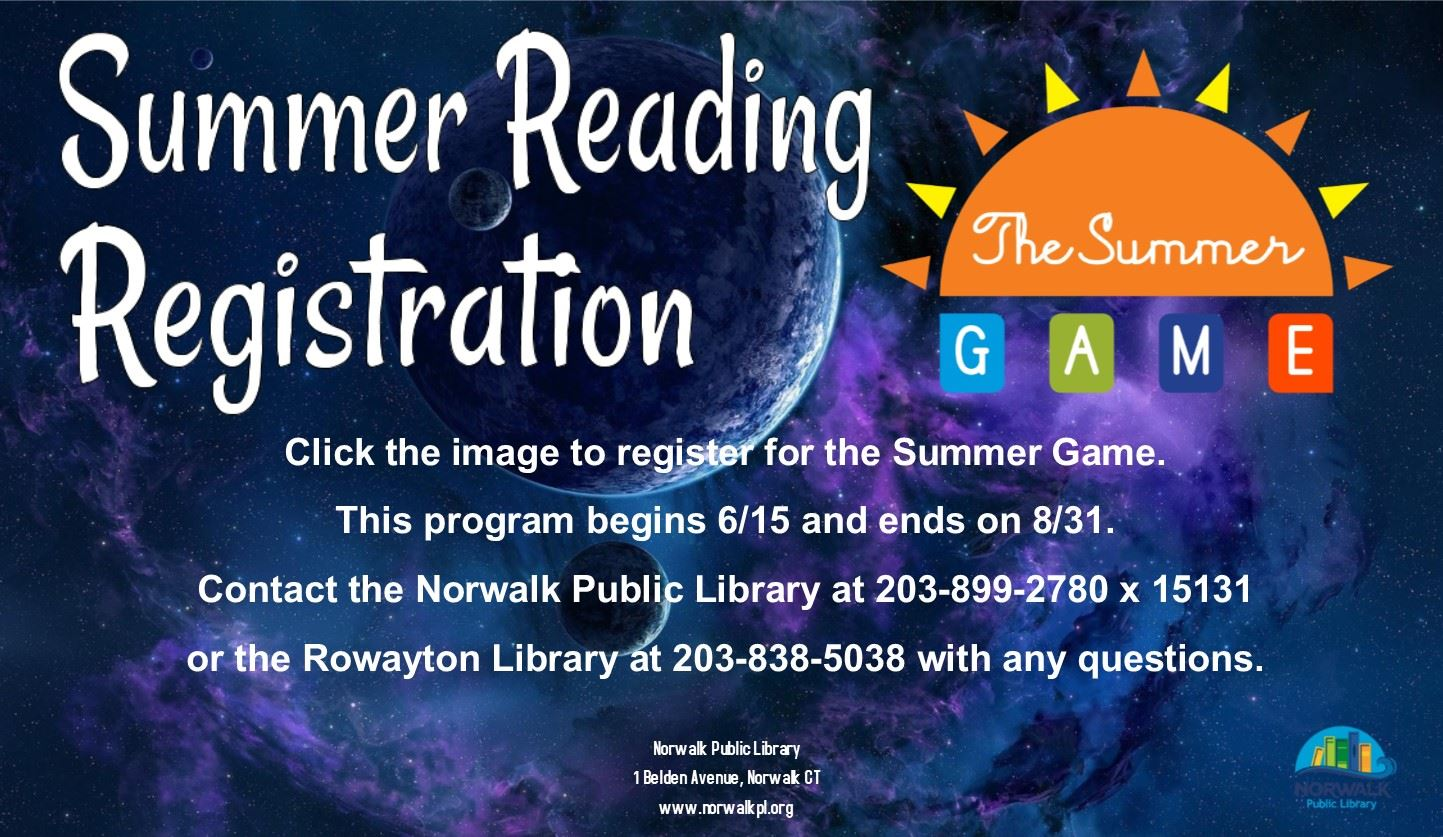 Summer Reading Registration
