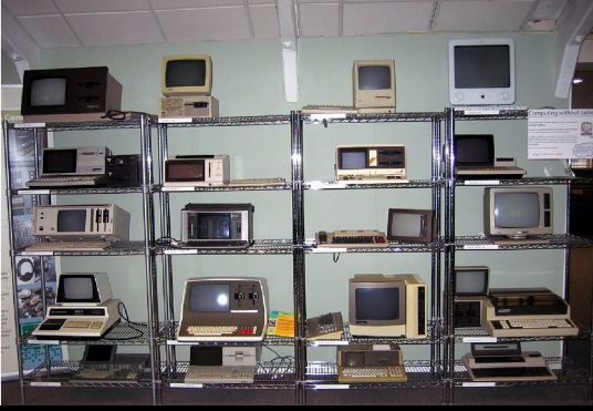 The National Museum of Computing, Milton Keynes, UK