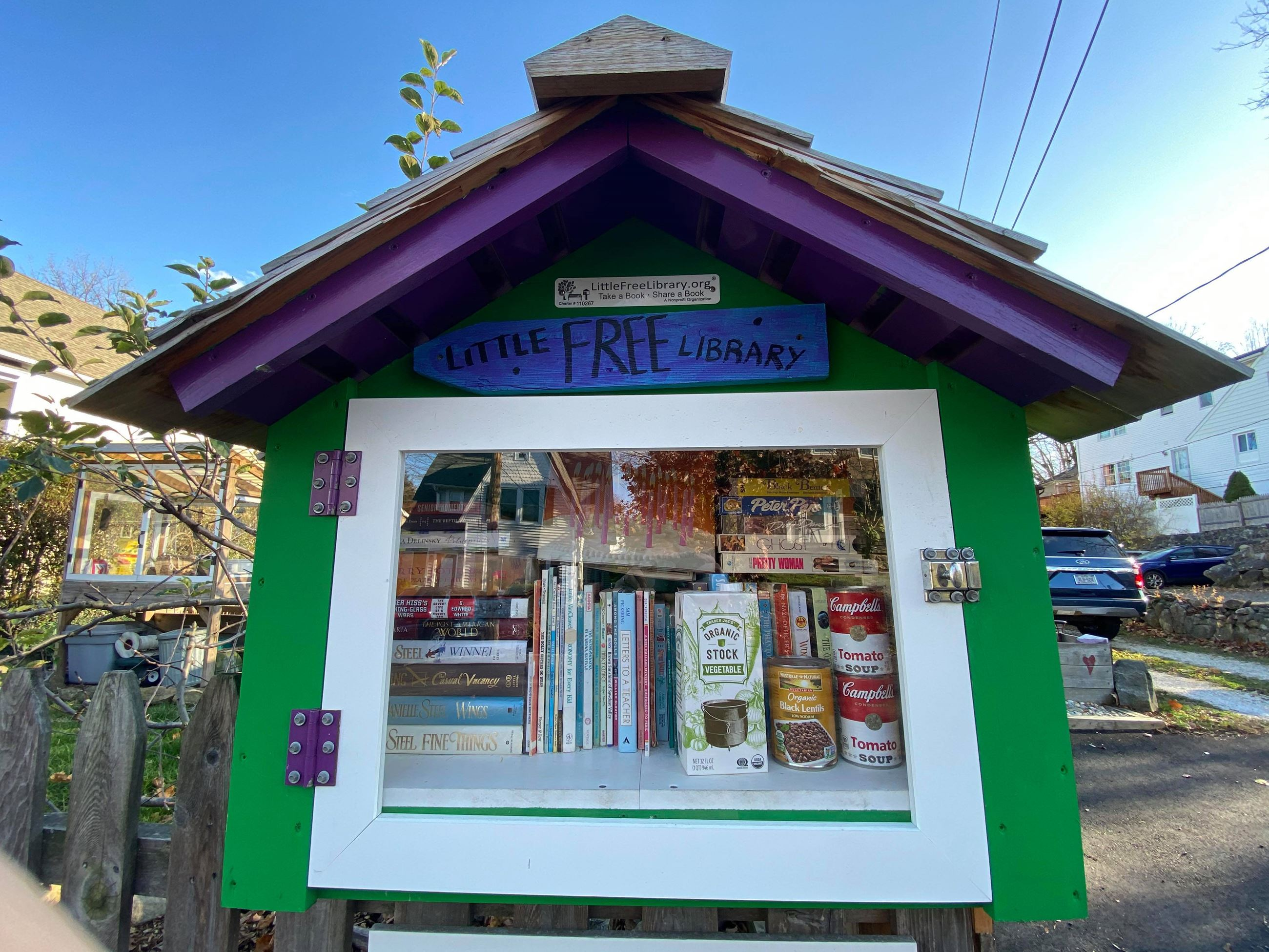 Neighborhood Library Exchange 3