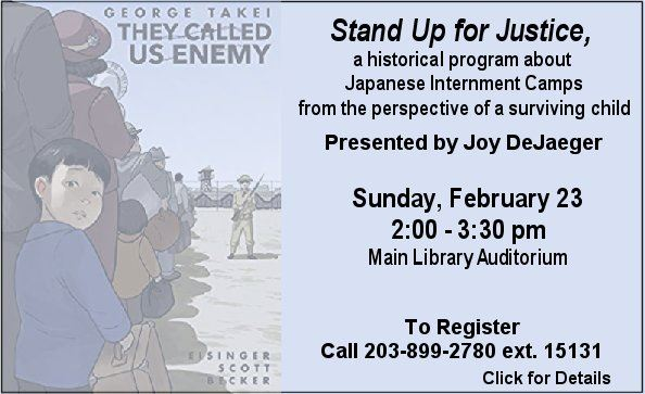 Stand up for Justice Sunday, Feb 23 at 2:00 pm