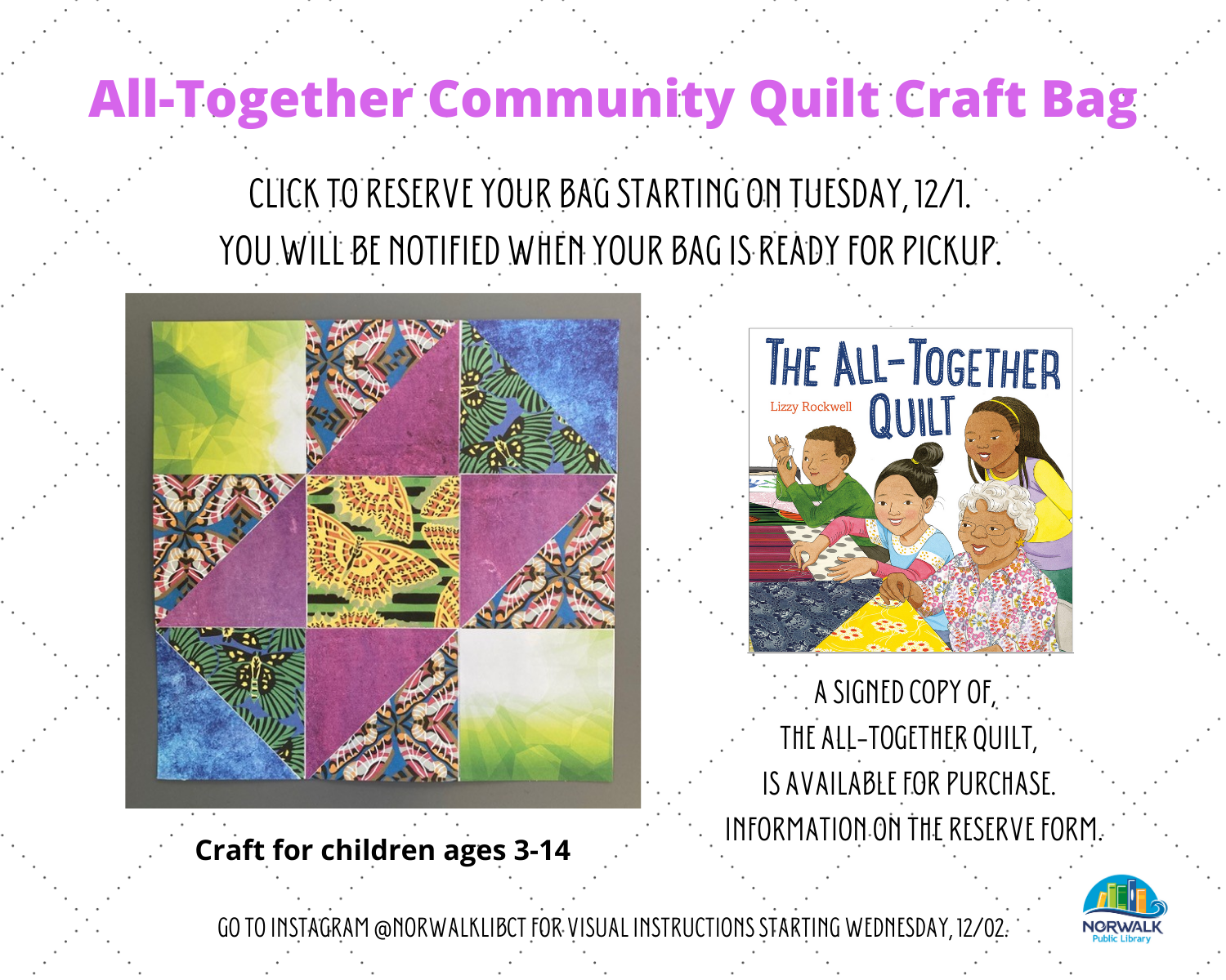 All-Together Quilt Craft Bag